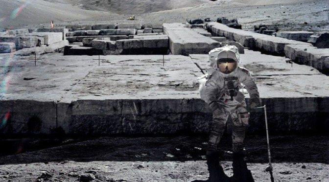 CONSPIRACY OF SILENCE: U.S. Defence Physicist Spills The Beans On What's Really Happening On The Moon – By Ryan Boyd