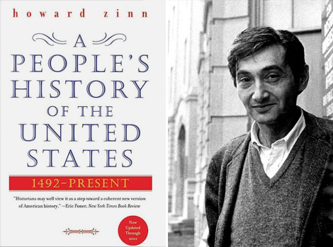 THE MEDIA MONOPOLY: A People's History of the United States, What is Radical History? – By Howard Zinn