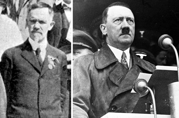"EUGENICS: Hitler's Favorite American, ""Biological Fascism"" In the Shadow of New York City – By Paul Martin"