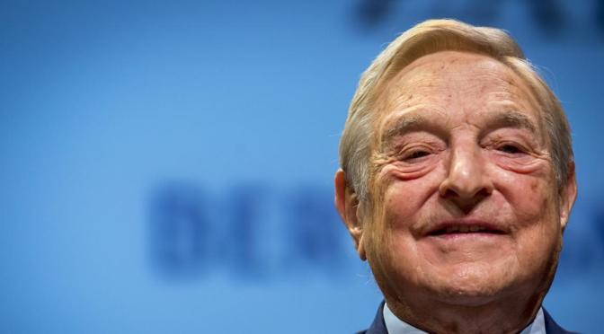 George Soros' False Flag Factories