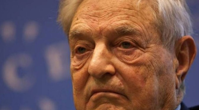 George Soros had expressed a personal interest in coming Malaysian General Election