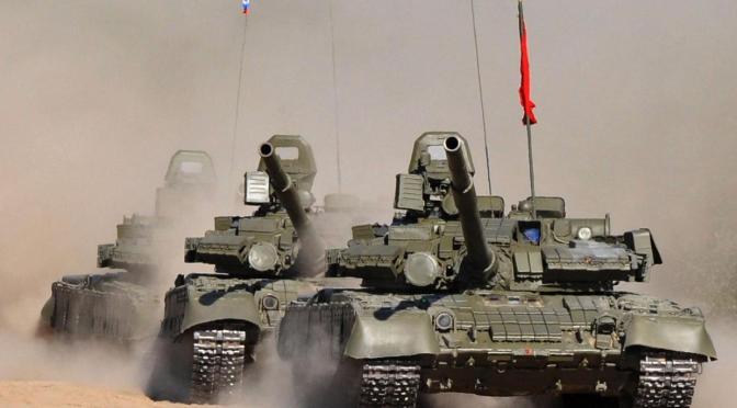 Putin Prepares for War, Medvedev Dedicates Himself to Science